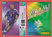 France Willim Gallas Chelsea 31 2006